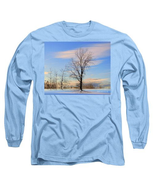 The Delight Long Sleeve T-Shirt by Elfriede Fulda