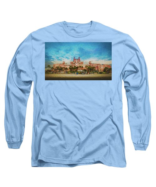 The Don Cesar Resort Long Sleeve T-Shirt