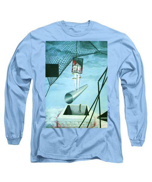 The Edge Long Sleeve T-Shirt