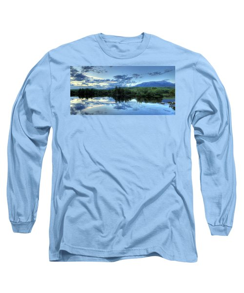 The End Is Near Long Sleeve T-Shirt by Lori Deiter