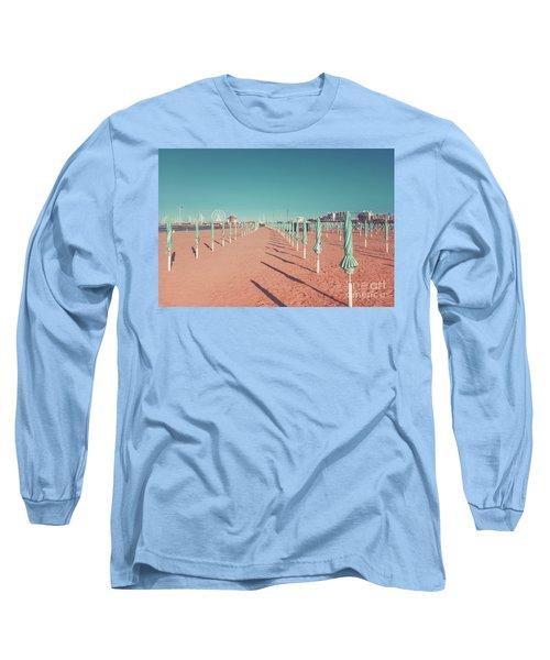 The End Of Summer Season  Long Sleeve T-Shirt
