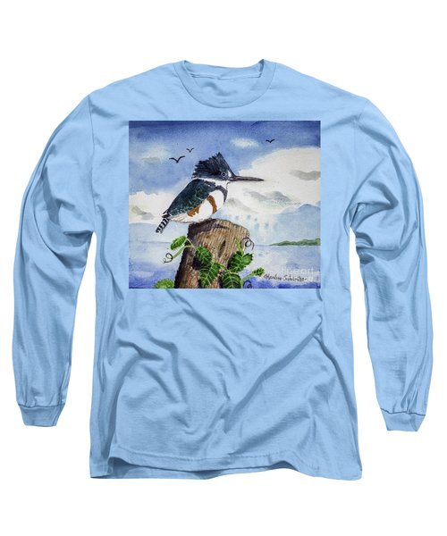 The Fisher Queen  Long Sleeve T-Shirt