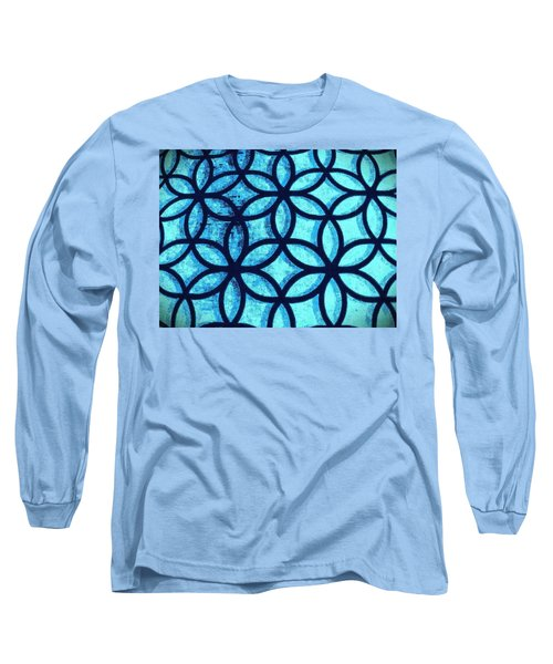 The Flower Of Life Long Sleeve T-Shirt