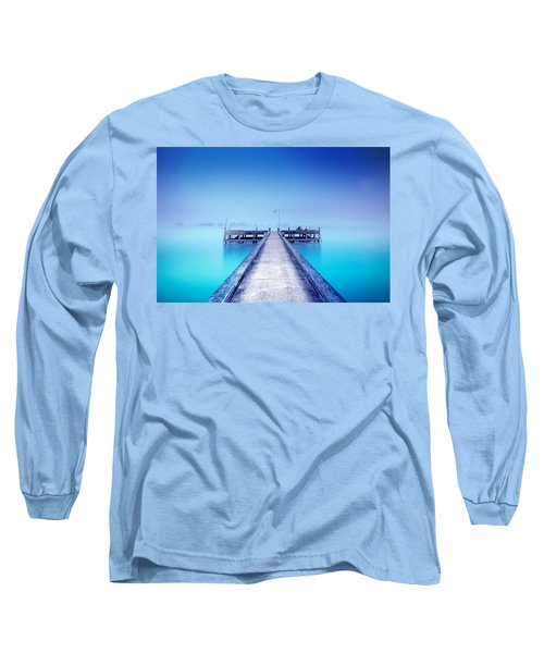 The Foggy Morning Long Sleeve T-Shirt