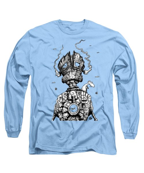 The Ghost In The Machine Long Sleeve T-Shirt