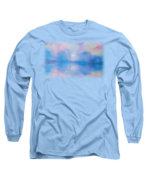 The Gift Of Life Long Sleeve T-Shirt by Korrine Holt