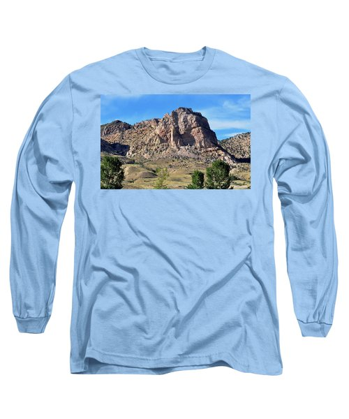 The Glory Of Wyoming Long Sleeve T-Shirt