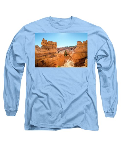 The Glowing Canyon Long Sleeve T-Shirt