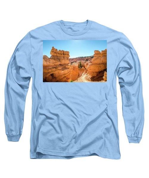 The Glowing Canyon Long Sleeve T-Shirt
