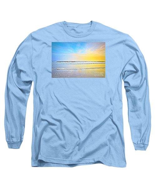 The Golden Hour Long Sleeve T-Shirt by Shelia Kempf