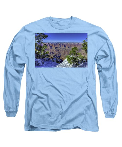 The Grand Canyon Long Sleeve T-Shirt