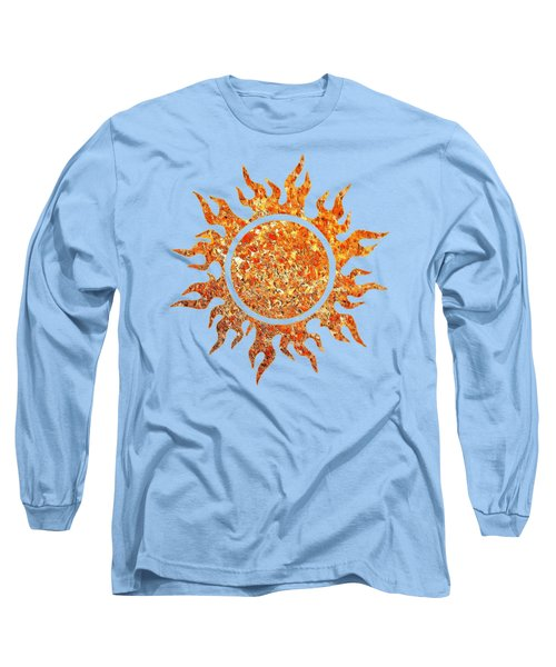 The Great Ball Of Fire Long Sleeve T-Shirt