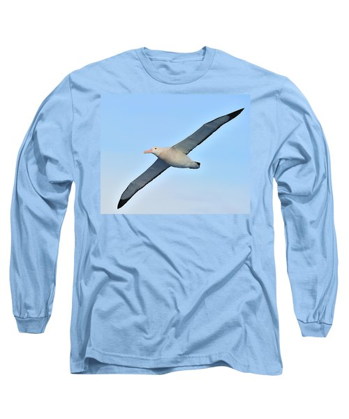 The Greatest Seabird Long Sleeve T-Shirt by Tony Beck