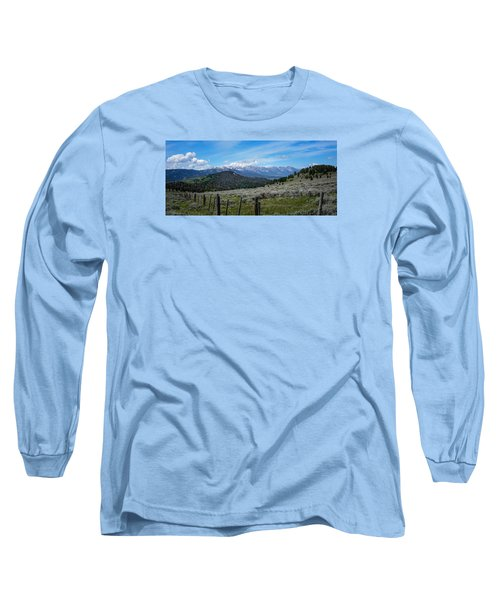 The High Divide  Long Sleeve T-Shirt