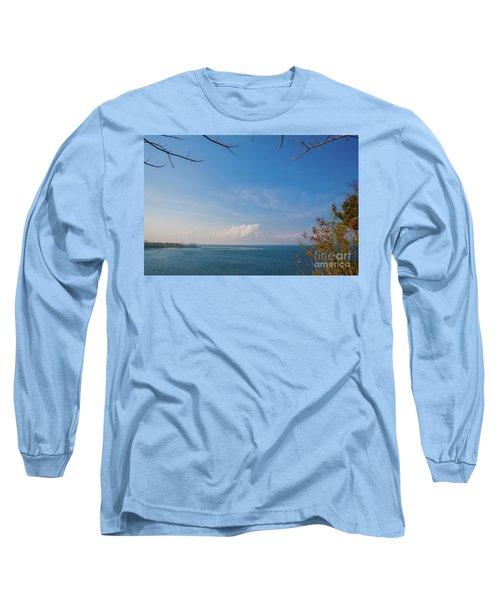 The Island Of God #5 Long Sleeve T-Shirt