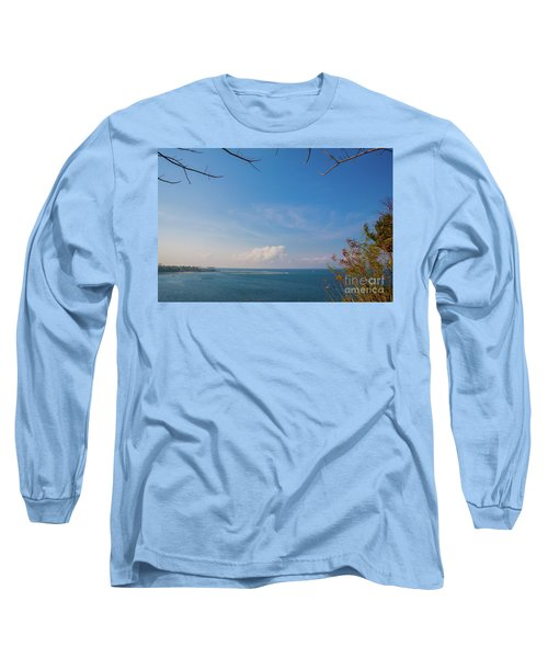 The Island Of God #5 Long Sleeve T-Shirt