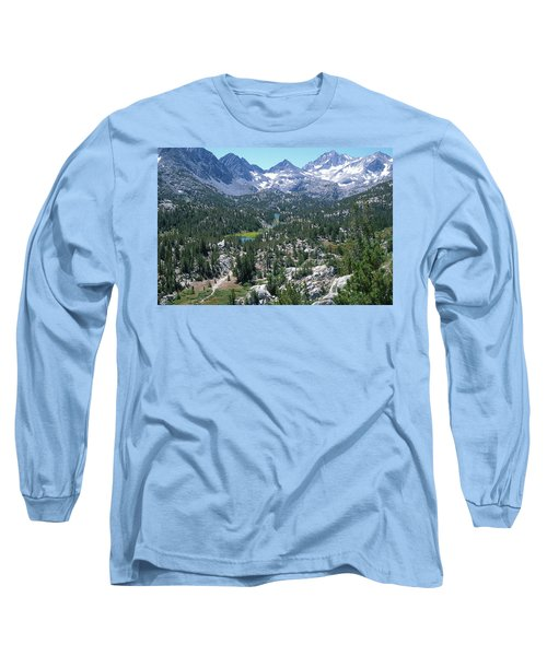 The John Muir Trail Long Sleeve T-Shirt