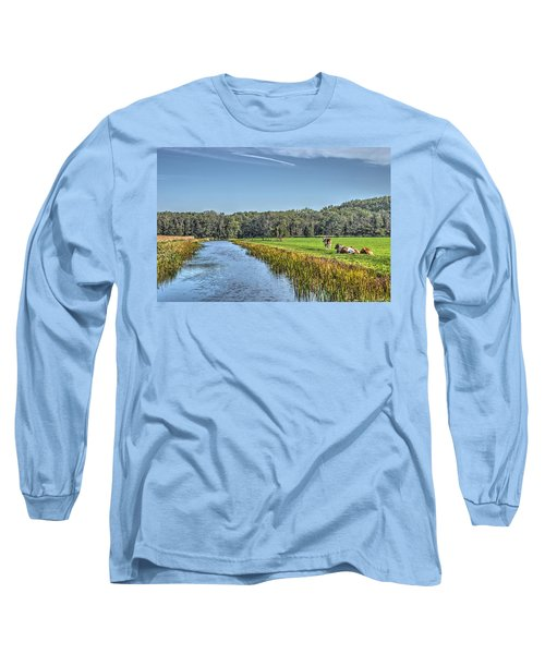 The King's Cows Long Sleeve T-Shirt