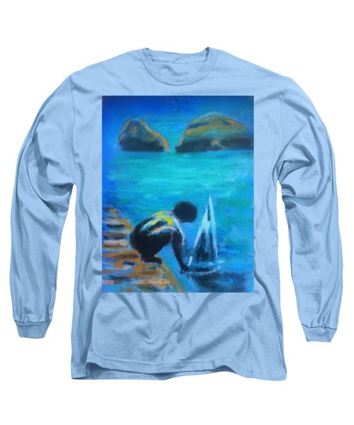 The Launch Sjosattningen Long Sleeve T-Shirt