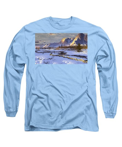 The Life Of Snow Long Sleeve T-Shirt