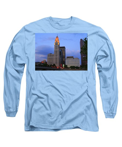 The Lincoln Leveque Tower Long Sleeve T-Shirt