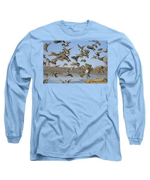 The Mad Rush Long Sleeve T-Shirt