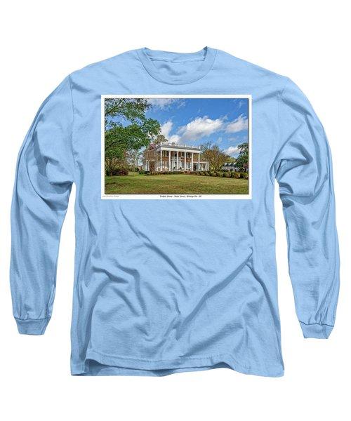 The Manor Long Sleeve T-Shirt
