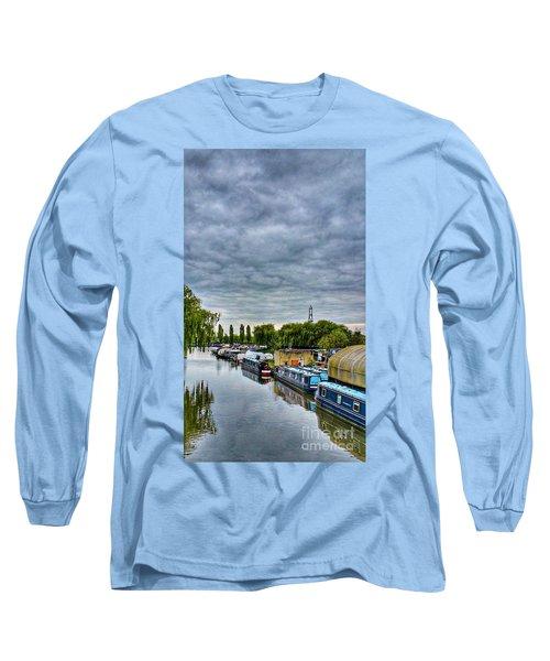 The Marina Long Sleeve T-Shirt by Isabella F Abbie Shores FRSA