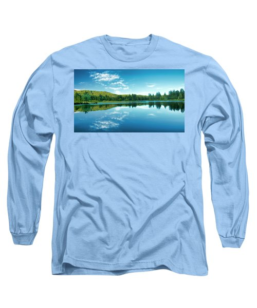 The Mill Pond  Long Sleeve T-Shirt