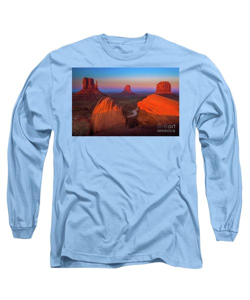 The Mittens Long Sleeve T-Shirt