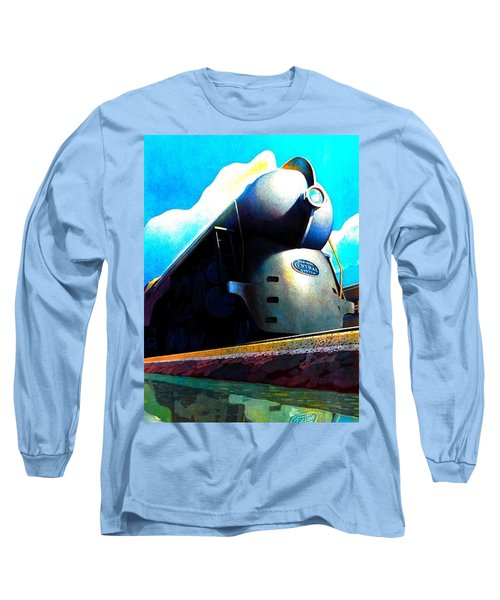 The New 20th Century Limited New York Central System 1939 Long Sleeve T-Shirt