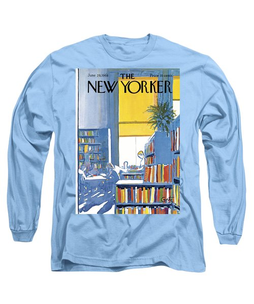 New Yorker June 29th 1968 Long Sleeve T-Shirt