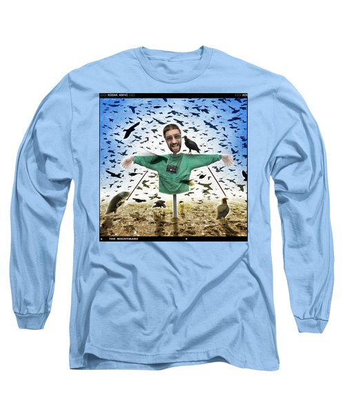 The Nightmare 2 Long Sleeve T-Shirt by Mike McGlothlen