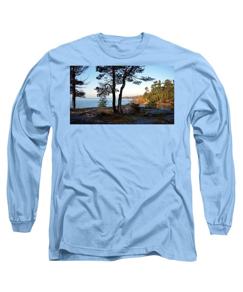 The North Long Sleeve T-Shirt