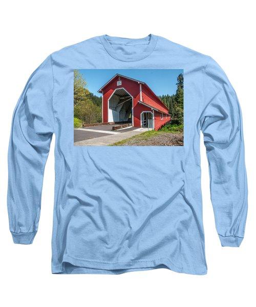 The Office Bridge Long Sleeve T-Shirt