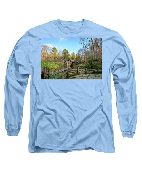 The Old Mill Long Sleeve T-Shirt