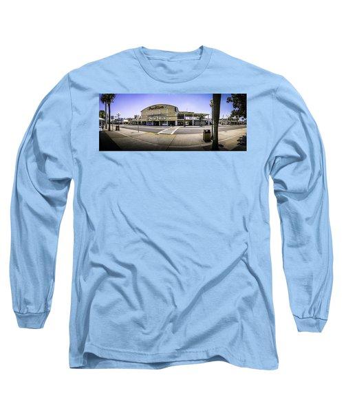 The Old Myrtle Beach Pavilion Long Sleeve T-Shirt