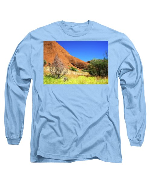 The Olgas Kata Tjuta Long Sleeve T-Shirt