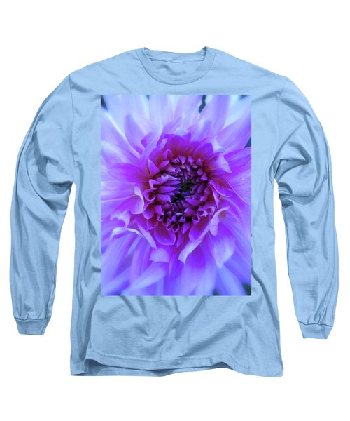 The Passionate Dahlia Long Sleeve T-Shirt
