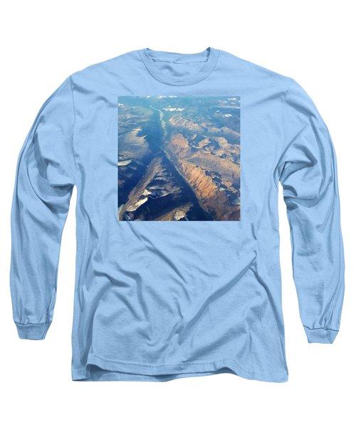 The Path Through Long Sleeve T-Shirt