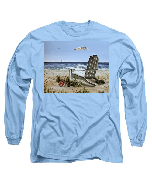 The Pelican Long Sleeve T-Shirt
