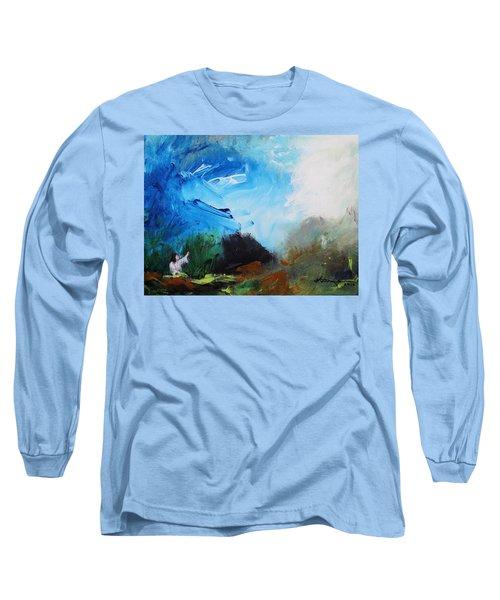 The Prayer In The Garden Long Sleeve T-Shirt