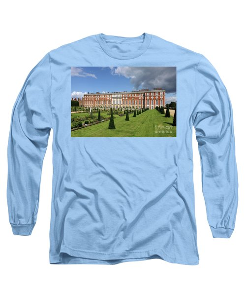 The Privy Garden Hampton Court Long Sleeve T-Shirt