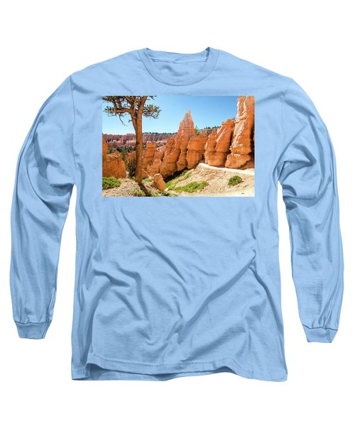 The Queens Garden Trail Long Sleeve T-Shirt
