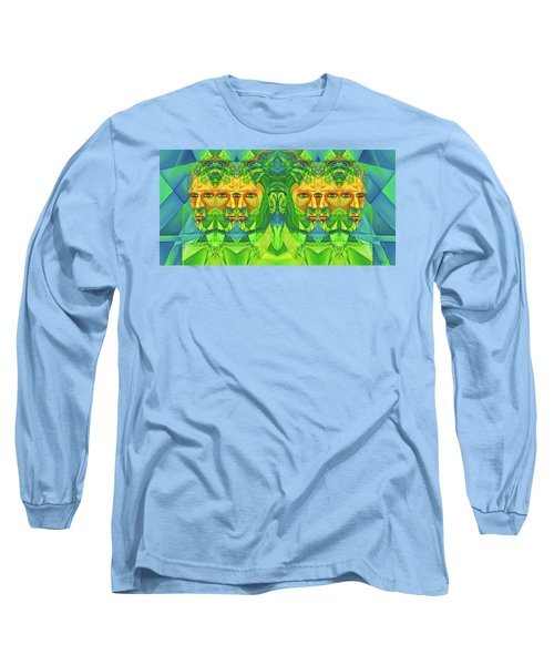 The Reinvention Reinvented 3 Long Sleeve T-Shirt