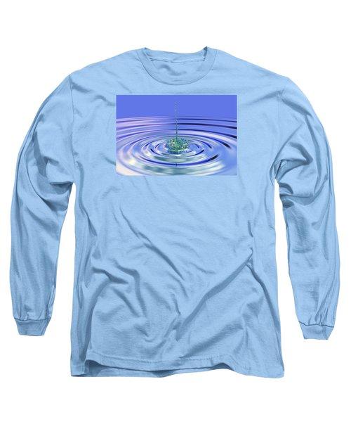 The Ripple Effect Long Sleeve T-Shirt
