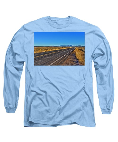 The Road To Flagstaff Long Sleeve T-Shirt