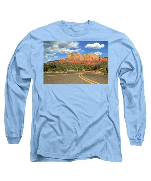 The Road To Sedona Long Sleeve T-Shirt