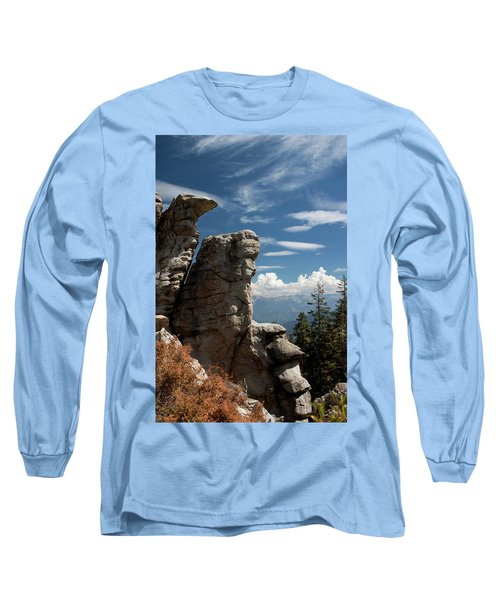 The Rock Formation Long Sleeve T-Shirt