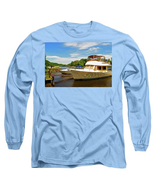 The Rondout At Eddyville Long Sleeve T-Shirt